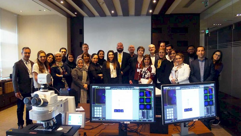 MetaSystems FISH and RapidScore Workshop in Dubai