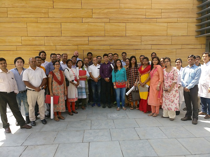 Probes Workshop in Kolkata, India