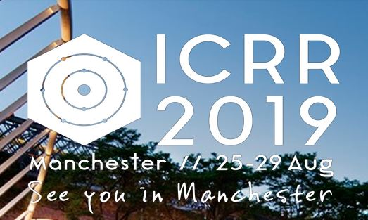 International Congress of Radiation Research (ICRR) 2019