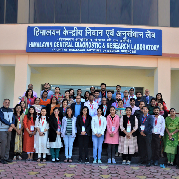 MetaSystems Workshop in Dehradun, India