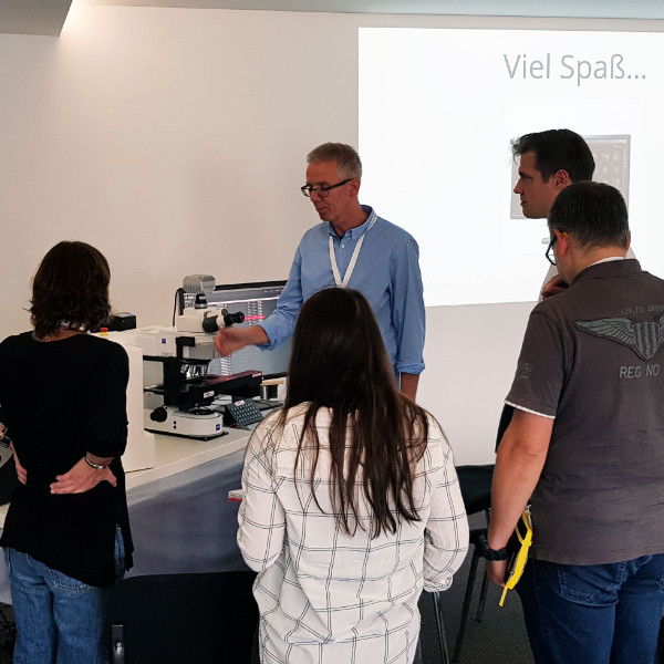 Second MetaSystems User Day in Altlussheim, Germany